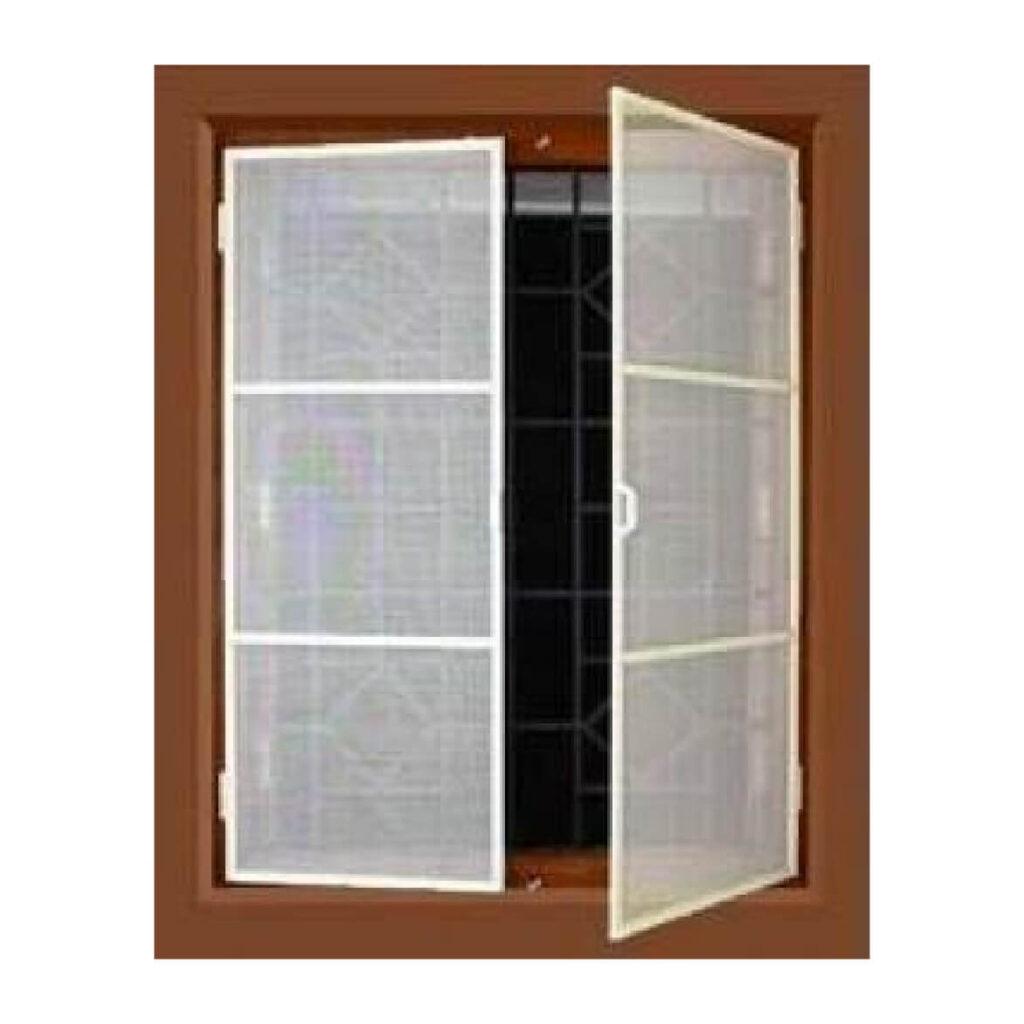 Frame Hinges Window